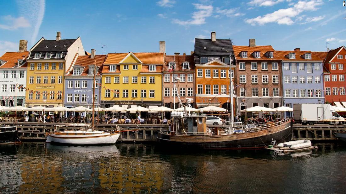 Copenhagen: The fairytale capital of the world